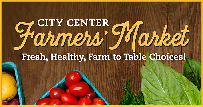 The Farmers Market at City Center at Oyster Point