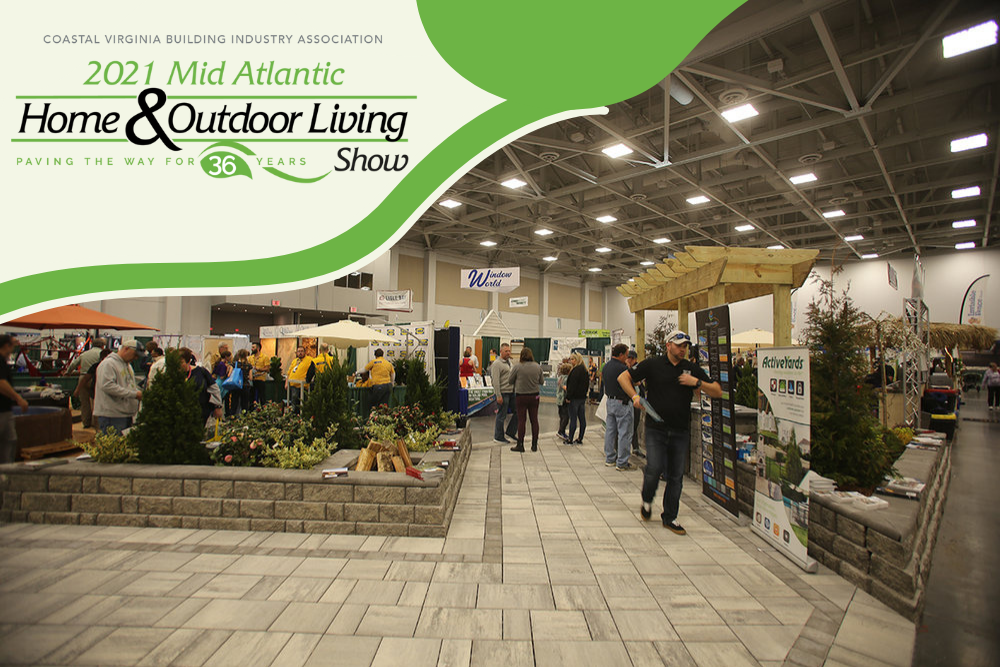 36th Annual Mid-Atlantic Home & Outdoor Living Show