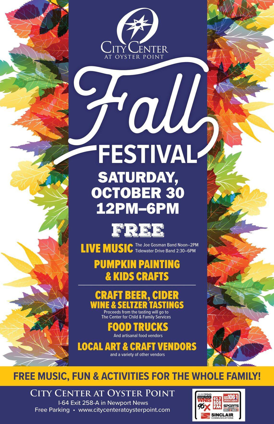 City Center Fall Festival